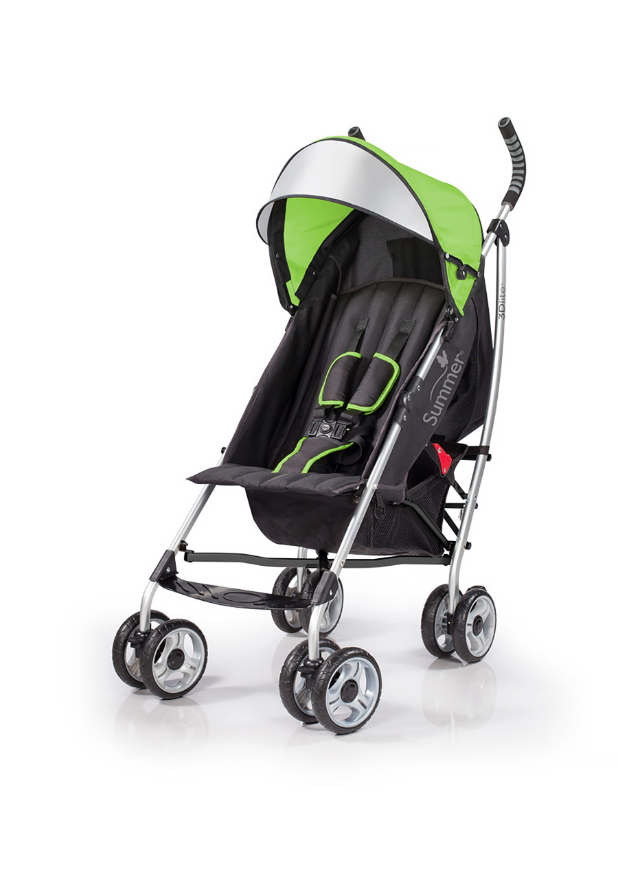 Коляска Summer Infant  3D Lite Green