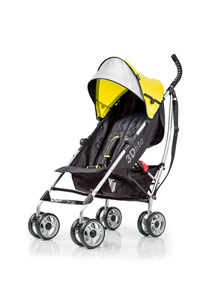 Summer Infant 3D Lite Yelow