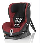 Детское автокресло BRITAX RöMER Safefix plus TT Chili Pepper (Trendline)