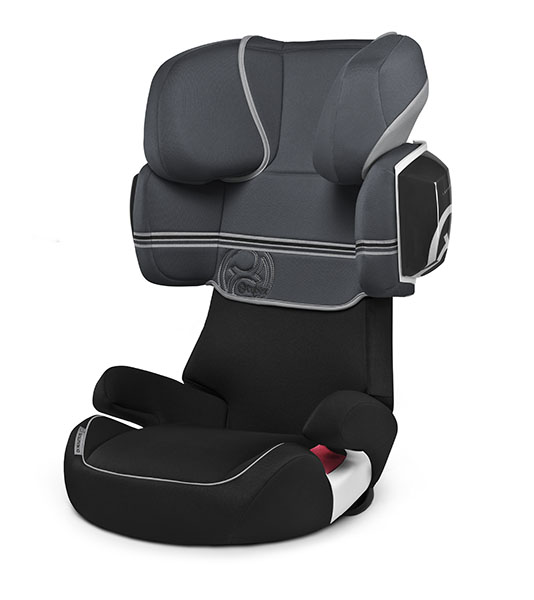 Автокресло Cybex Solution X2 Storm Cloud