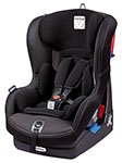 Детское автокресло PEG-PEREGO Viaggio 0+/1 Switchable Black